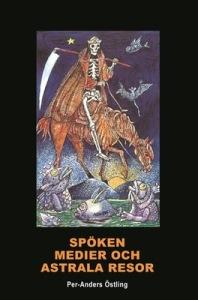Omslag till boken Spöken medier och astrala resor