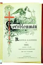 Titelsida till Korsblomman 1902