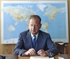 Foto: Dag Hammarskjöld. Foto: FN